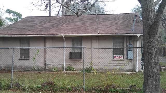 8516 Lavender Street, Houston, TX 77016 (MLS #75356765) :: Texas Home Shop Realty