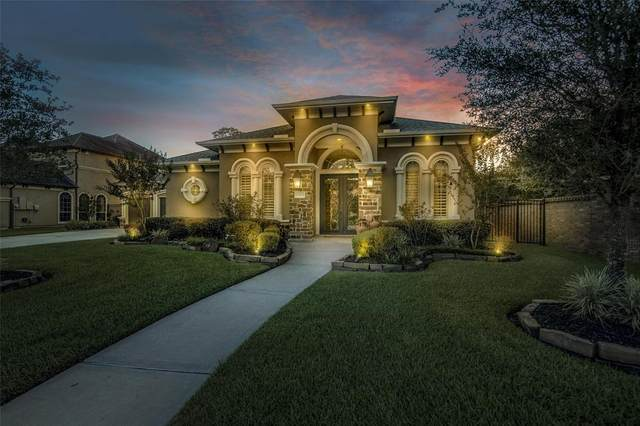 13823 Cole Point Drive, Humble, TX 77396 (MLS #75356923) :: The SOLD by George Team