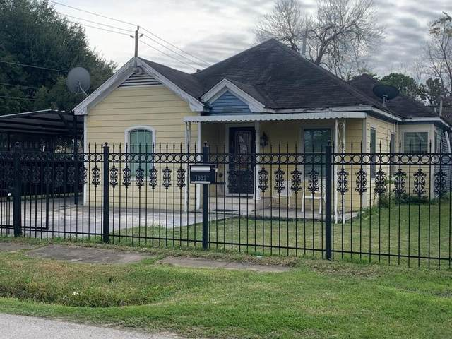 7832 Elvera Street, Houston, TX 77012 (MLS #75378373) :: Christy Buck Team