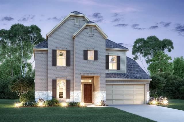 2734 Newport Lake Boulevard, Manvel, TX 77578 (MLS #75380335) :: All Cities USA Realty