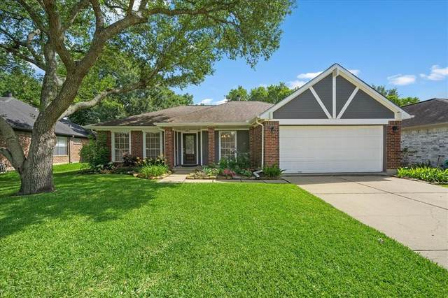 4623 Kimball Drive, Pearland, TX 77584 (MLS #75388221) :: The SOLD by George Team