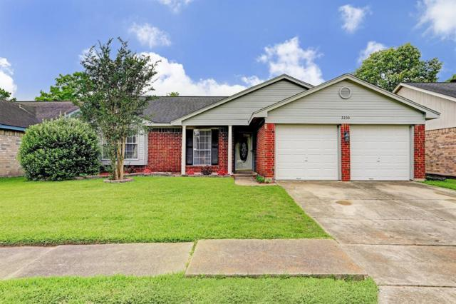 2230 Leading Edge Drive, Friendswood, TX 77546 (MLS #75392298) :: The Queen Team