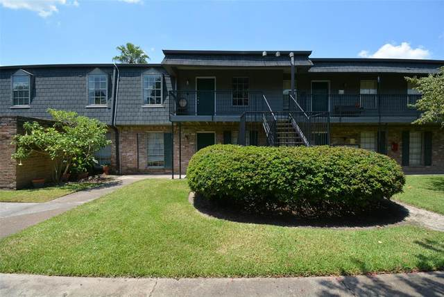 8947 Gaylord Drive #232, Houston, TX 77024 (MLS #75397664) :: The Heyl Group at Keller Williams