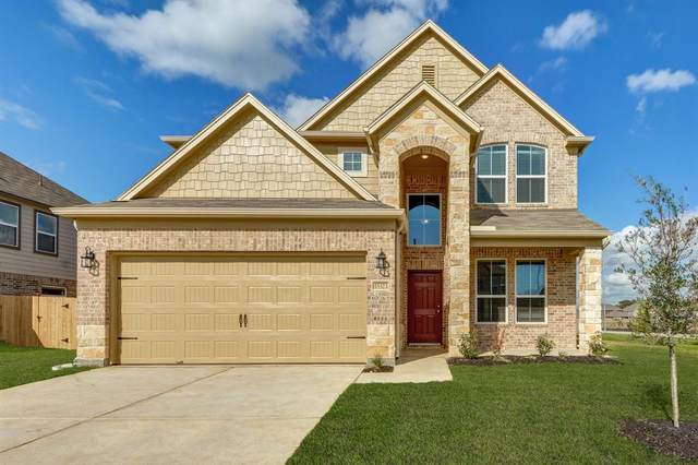 15323 Laceleaf Trail, Houston, TX 77044 (MLS #75401095) :: The Freund Group