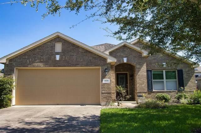 1519 Brook Hollow Drive, Pearland, TX 77581 (MLS #75408122) :: Christy Buck Team