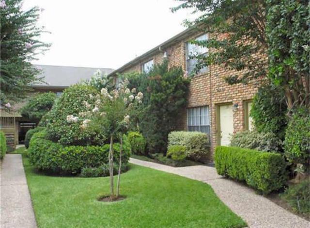 6401 Skyline Drive #19, Houston, TX 77057 (MLS #75416584) :: Texas Home Shop Realty