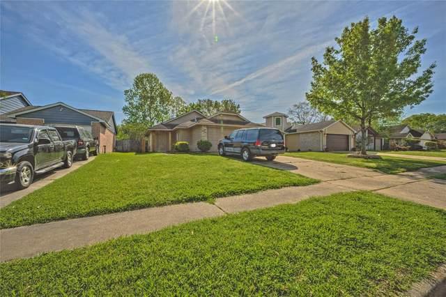 4330 Daisy Meadow Drive, Katy, TX 77449 (MLS #75417424) :: Ellison Real Estate Team