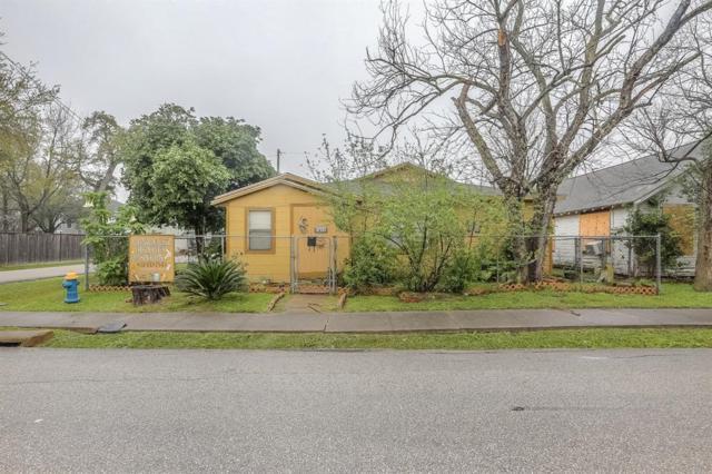 1416 Northwood Street, Houston, TX 77009 (MLS #75418896) :: Fairwater Westmont Real Estate