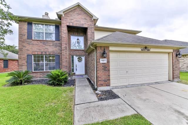 5323 Cinnamon Lake Drive, Baytown, TX 77521 (MLS #7542228) :: The Sold By Valdez Team