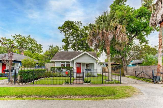 206 E 25th Street, Houston, TX 77008 (MLS #7542390) :: The SOLD by George Team