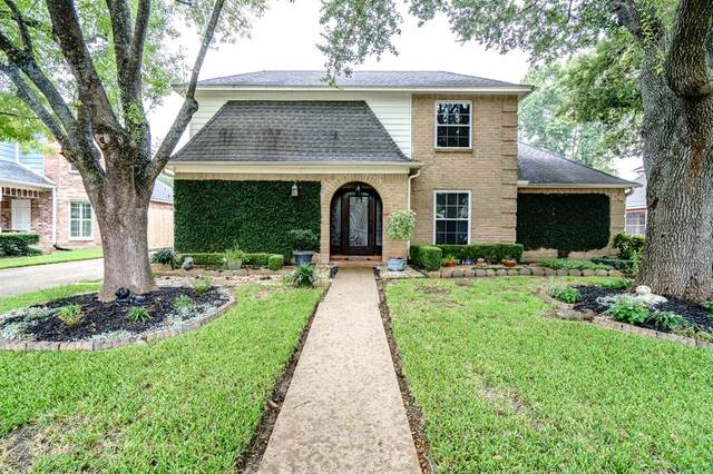 2110 Willowlake Drive, Houston, TX 77077 (MLS #75430673) :: The Freund Group