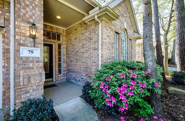 75 Robindale Circle, The Woodlands, TX 77384 (MLS #75438509) :: Fairwater Westmont Real Estate