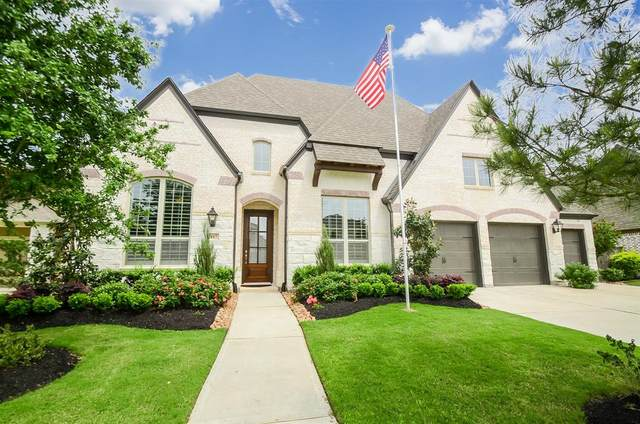 2807 Dogwood Terrace Lane, Katy, TX 77494 (MLS #75453399) :: The Parodi Team at Realty Associates