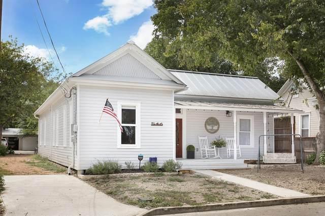 546 S Academy Avenue, New Braunfels, TX 78130 (MLS #75465837) :: Christy Buck Team