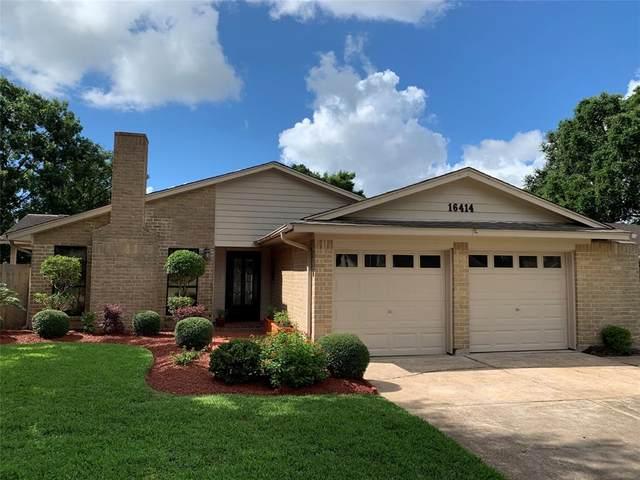 16414 Hickory Knoll Drive, Houston, TX 77059 (#75473725) :: ORO Realty