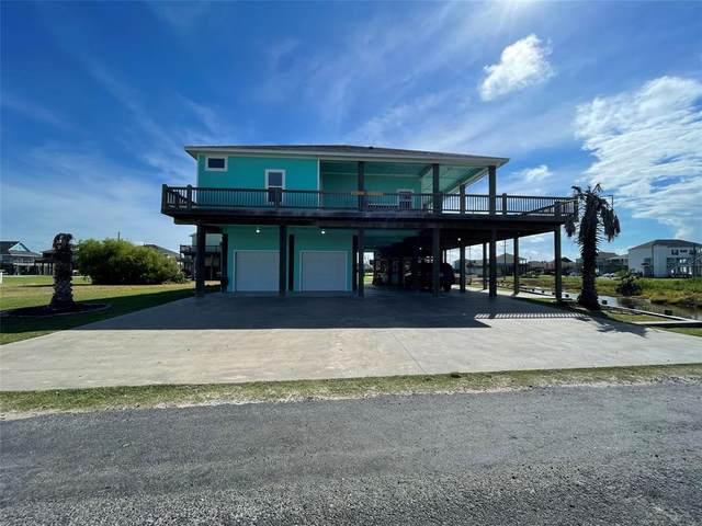 922 Palm Ridge Drive, Crystal Beach, TX 77650 (MLS #75476405) :: My BCS Home Real Estate Group