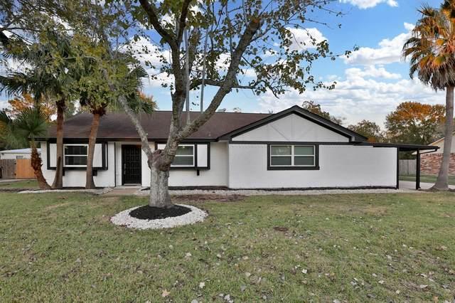 18511 Anne Drive, Webster, TX 77058 (MLS #75483222) :: Rachel Lee Realtor