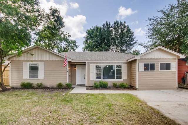 1011 Ruell Street, Houston, TX 77017 (MLS #75490734) :: Keller Williams Realty