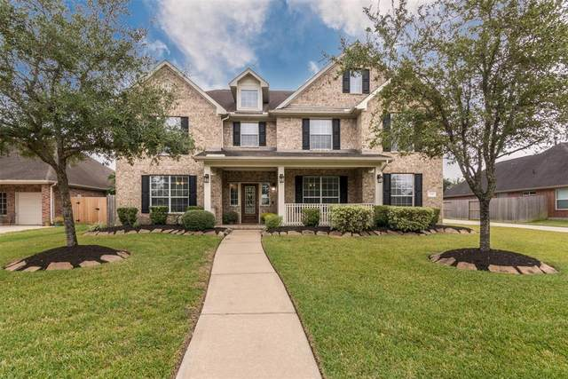 1703 Garden Ivy Lane, Pearland, TX 77581 (MLS #75499838) :: The Freund Group