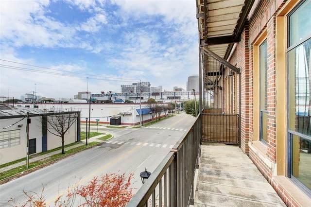 2205 Mckinney Street #306, Houston, TX 77003 (MLS #75502324) :: My BCS Home Real Estate Group