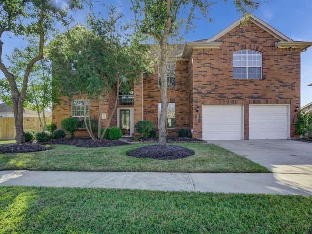 1732 Silver Bend Drive, Dickinson, TX 77539 (MLS #75502339) :: Texas Home Shop Realty