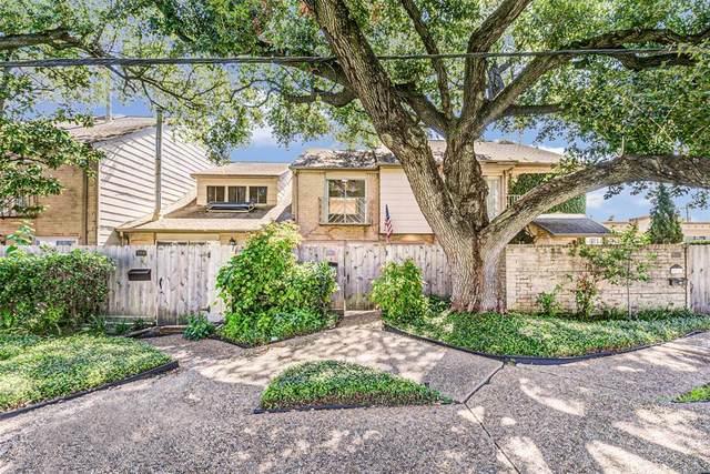 5812 Langfield Road #5812, Houston, TX 77092 (MLS #75503754) :: The Heyl Group at Keller Williams