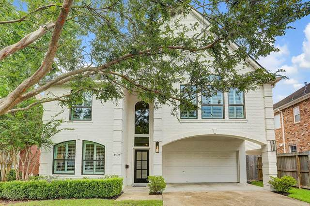 4406 Lula Street, Bellaire, TX 77401 (MLS #75523930) :: The SOLD by George Team