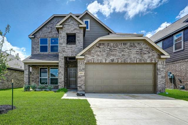 1015 Willowick Bay Drive, Houston, TX 77090 (MLS #75530020) :: The Bly Team