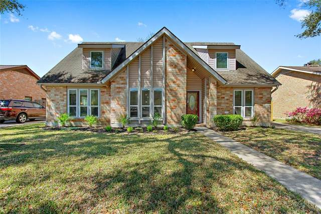 10219 Sagedale Drive, Houston, TX 77089 (MLS #75531023) :: The Bly Team