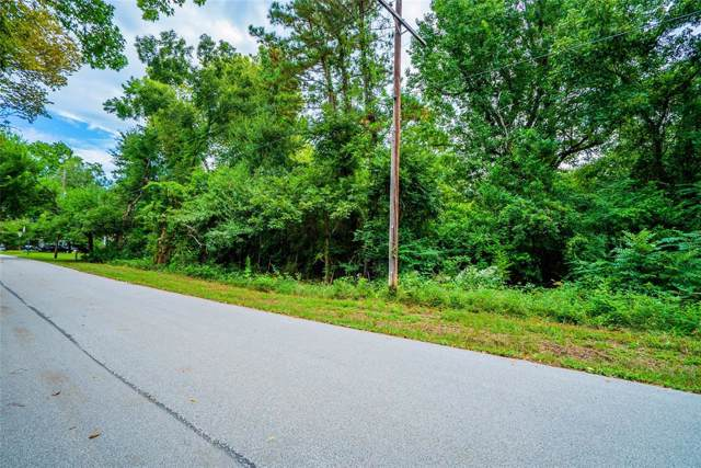 TBD Old Sycamore Avenue, Huntsville, TX 77340 (MLS #75537783) :: TEXdot Realtors, Inc.