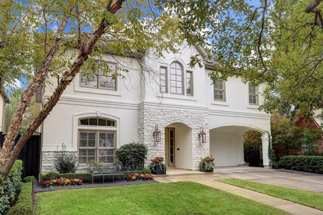 3739 Georgetown Street, West University Place, TX 77005 (MLS #75541648) :: Caskey Realty