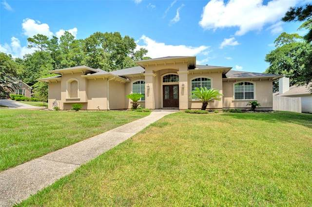 11914 Cranberry Lane, Montgomery, TX 77356 (MLS #75549834) :: All Cities USA Realty