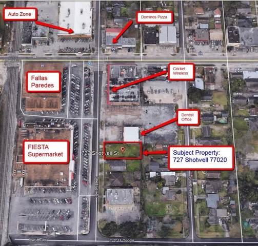 727 Shotwell Street, Houston, TX 77020 (MLS #75571902) :: Ellison Real Estate Team