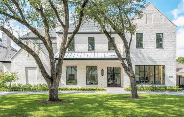 5540 Longmont Drive, Houston, TX 77056 (MLS #75576800) :: The Jill Smith Team