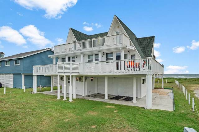 21239 Gulf Drive, Galveston, TX 77554 (MLS #75580893) :: The SOLD by George Team