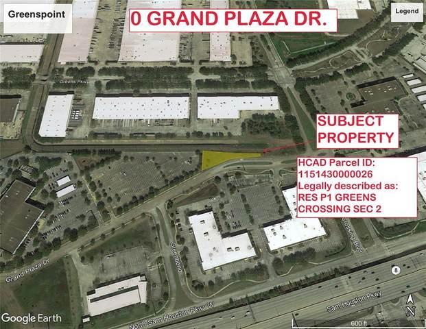 0 Grand Plaza Drive, Houston, TX 77067 (MLS #75583367) :: Christy Buck Team
