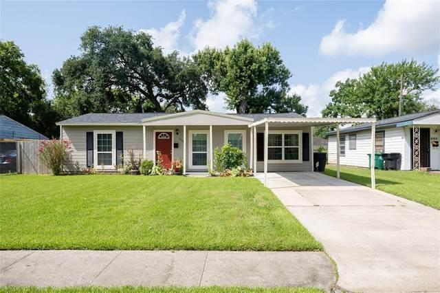5226 Cosby Street, Houston, TX 77021 (#7559339) :: ORO Realty