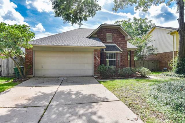 1518 Mabry Mill Road, Houston, TX 77062 (MLS #75600371) :: The SOLD by George Team
