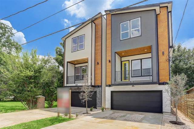 3722 Mount Pleasant Street A, Houston, TX 77021 (MLS #75601086) :: Connell Team with Better Homes and Gardens, Gary Greene