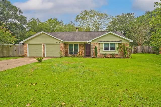 20706 Baptist Encampment Road, New Caney, TX 77357 (MLS #75601388) :: Michele Harmon Team
