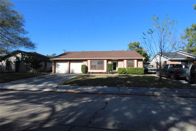 15410 Poolview Street, Houston, TX 77071 (MLS #75603294) :: The SOLD by George Team