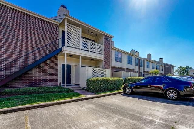 2121 El Paseo Street #1308, Houston, TX 77054 (MLS #75605840) :: Connect Realty
