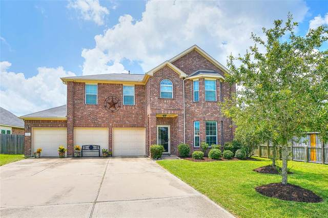 826 Sand Crab Lane, La Marque, TX 77568 (MLS #75605916) :: The Heyl Group at Keller Williams