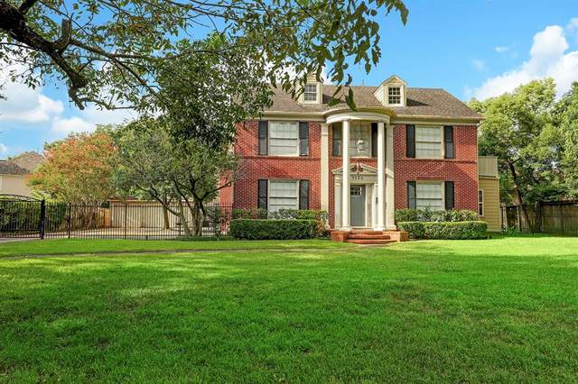 4506 Bellaire Boulevard, Bellaire, TX 77401 (MLS #75606408) :: The Freund Group