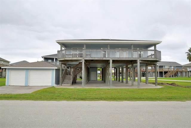 2619 Tide, Crystal Beach, TX 77650 (MLS #75614244) :: Lerner Realty Solutions
