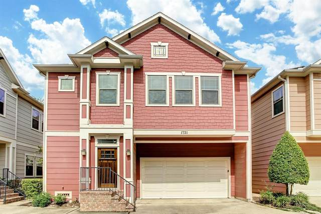 1721 W 24th Street, Houston, TX 77008 (MLS #75614434) :: The SOLD by George Team