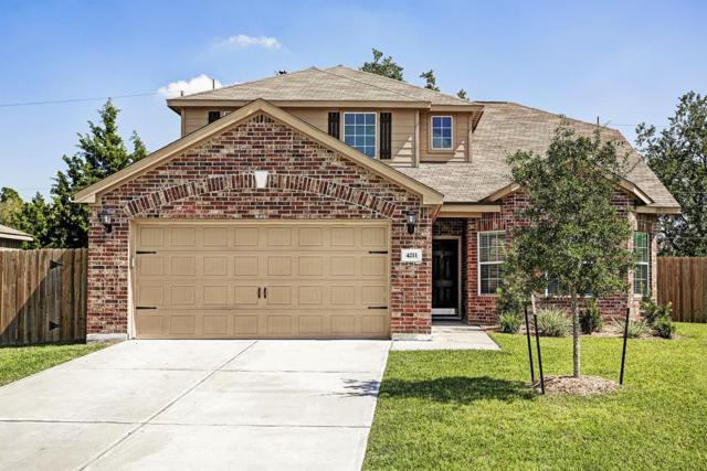 4211 Jana Lane, Santa Fe, TX 77510 (MLS #75620644) :: The SOLD by George Team