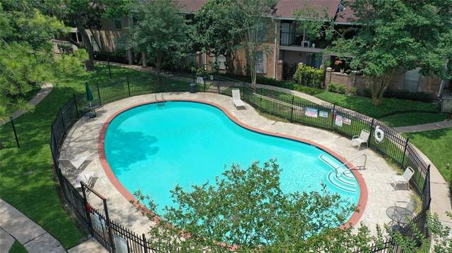 2800 Jeanetta Street #1504, Houston, TX 77063 (MLS #7562239) :: My BCS Home Real Estate Group