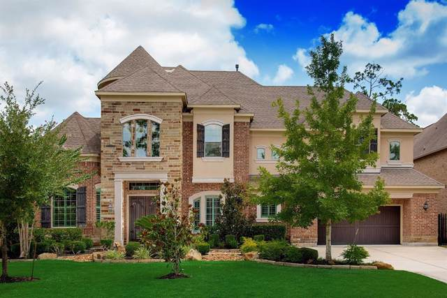 14 Player Vista, The Woodlands, TX 77382 (MLS #7562516) :: The Heyl Group at Keller Williams