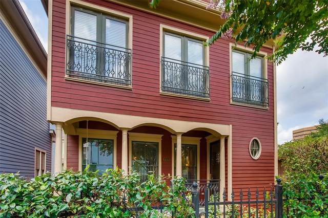 1305 W 25th Street B, Houston, TX 77008 (MLS #75627888) :: Lerner Realty Solutions